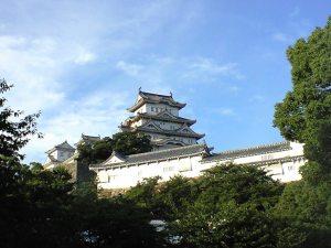 これぞ、ザ、世界遺産。姫路城。