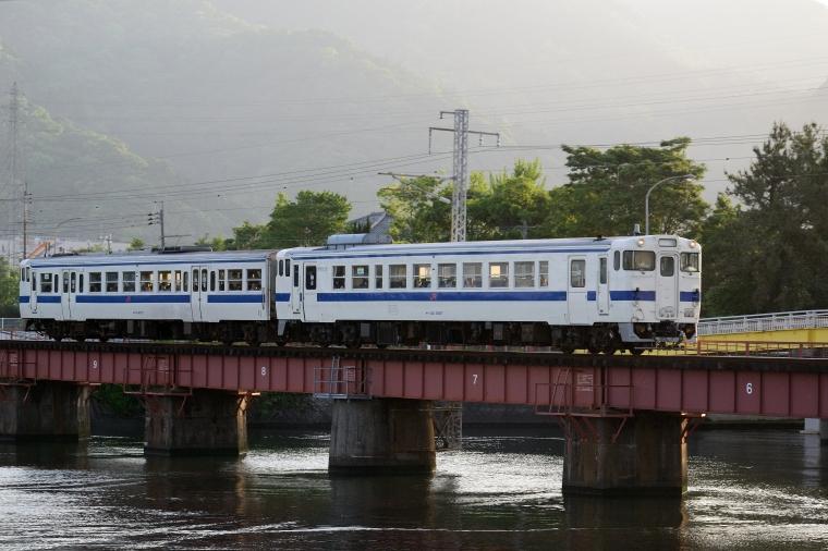 JR九州キハ47 & 140系